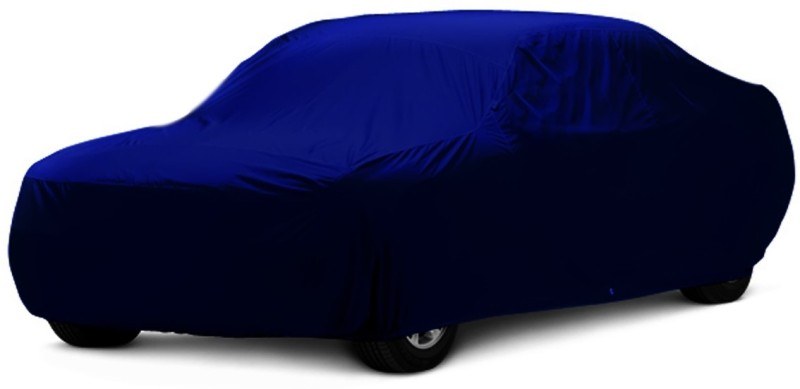 Nuride Car Cover For Toyota Innova (Without Mirror Pockets)(Blue)