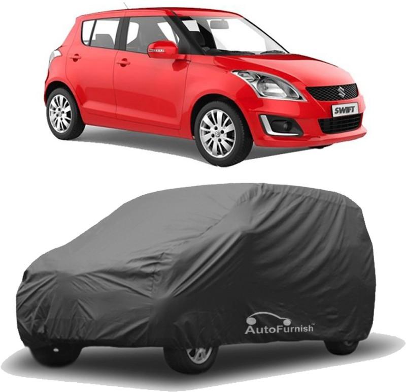 Autofurnish Car Cover For Maruti Suzuki Swift (Without Mirror Pockets)(Grey)