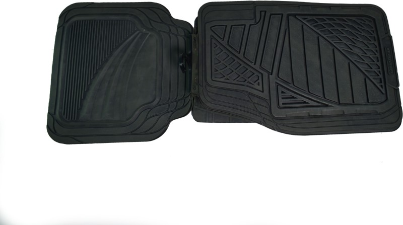 Goodyear Rubber Standard Mat For Universal For Car Universal For Car(Black)