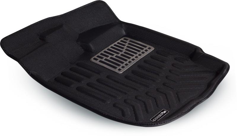 Coozo Plastic Standard Mat For Maruti Suzuki Swift Dzire(Black)