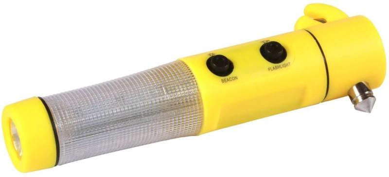 Kozdiko 5 in1 Window Glass Breaker,Emergency Beacon LED Light,Seat Belt Cutter Car Safety Hammer