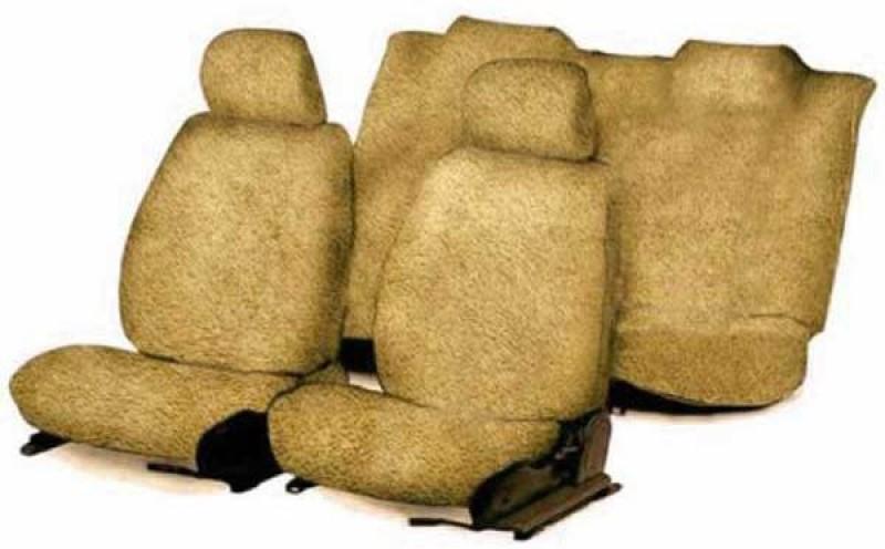 Allure Auto Cotton Car Seat Cover For Tata Indigo(Front Detachable Headrest, Mono Back Seat, 5 Seater)