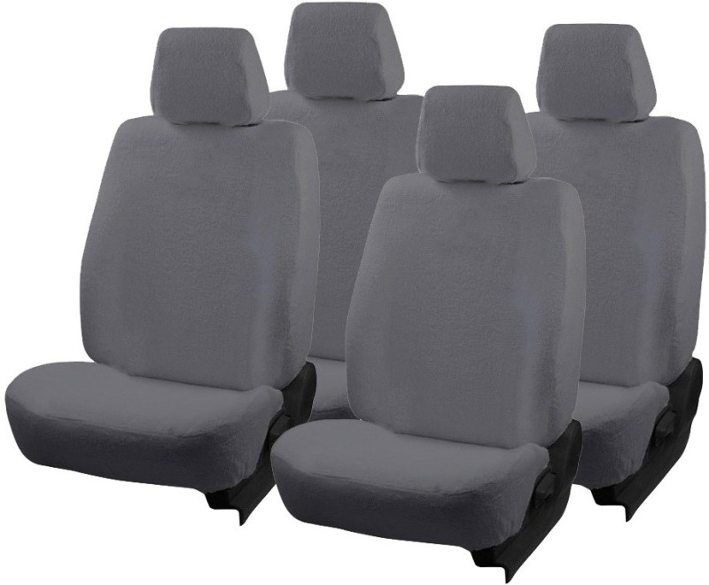 Autofurnish Cotton Car Seat Cover For Maruti 800(Fixed Head Rest, Split Back Seat, With Back Seat Arm Rest, 5 Seater, 3 Back Seat Head Rests)