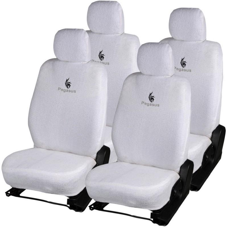 Pegasus Premium Cotton Car Seat Cover For Tata Indica Vista(Detachable Head Rest, Mono Back Seat, Without Back Seat Arm Rest, 5 Seater, 2 Back Seat Head Rests)