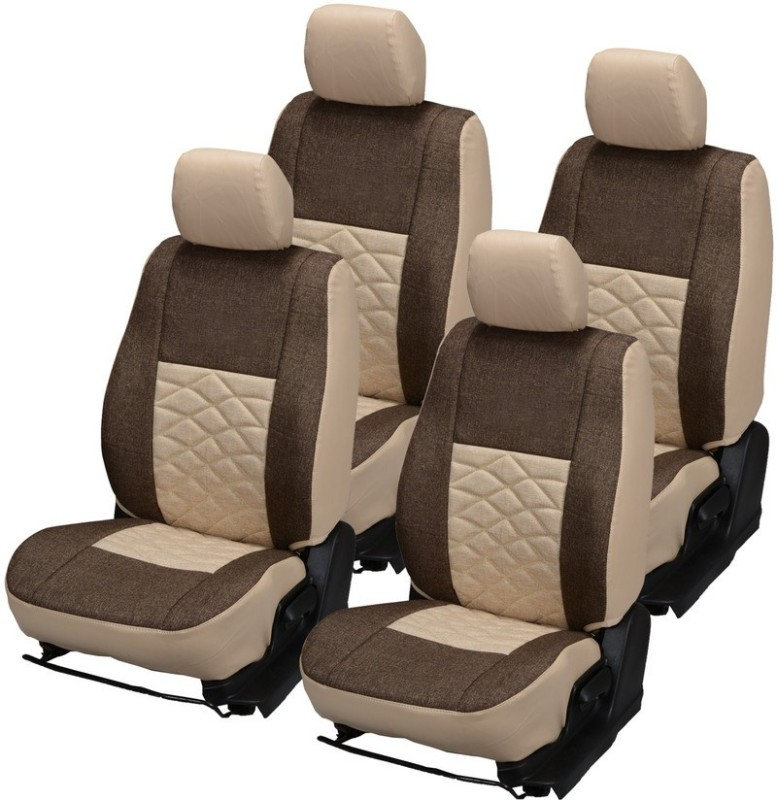 Pegasus Premium Jute Car Seat Cover For Maruti Ciaz(Detachable Head Rest, Mono Back Seat, With Back Seat Arm Rest, 5 Seater, 2 Back Seat Head Rests)