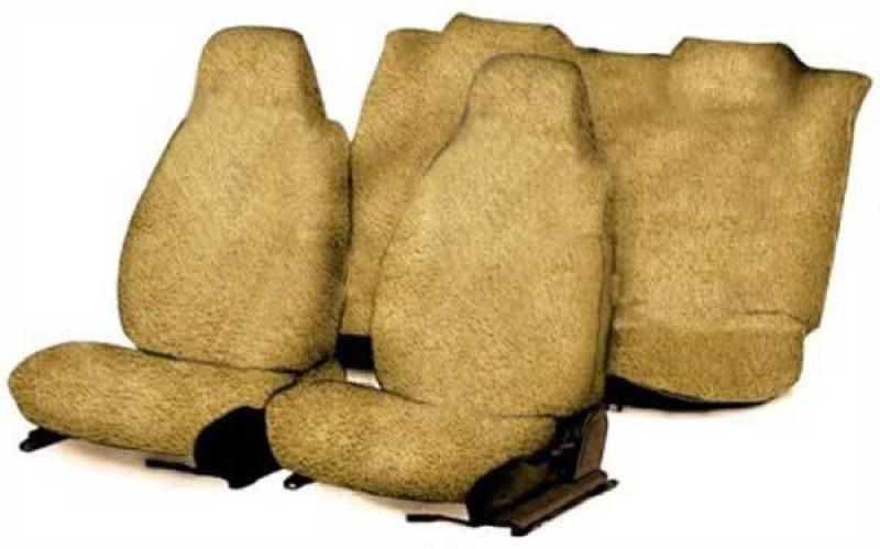 Allure Auto Cotton Car Seat Cover For Maruti Alto K10(Mono Back Seat, 5 Seater)