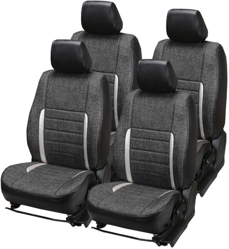 Pegasus Premium Jute Car Seat Cover For Hyundai Santro(Detachable Head Rest, Mono Back Seat, Without Back Seat Arm Rest, 5 Seater, 2 Back Seat Head Rests)