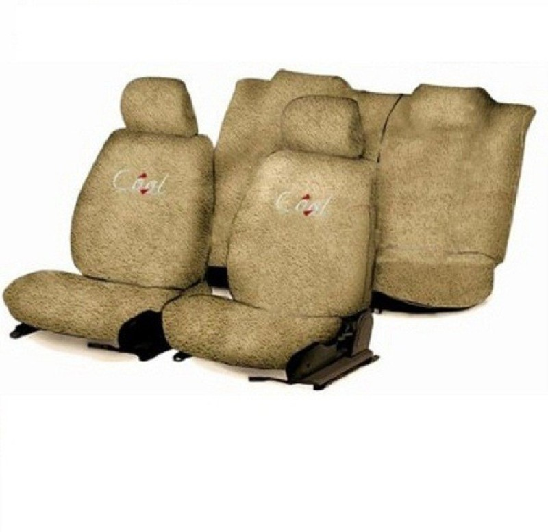 JMJW & SONS Cotton Car Seat Cover For Chevrolet Spark(4 Seater)