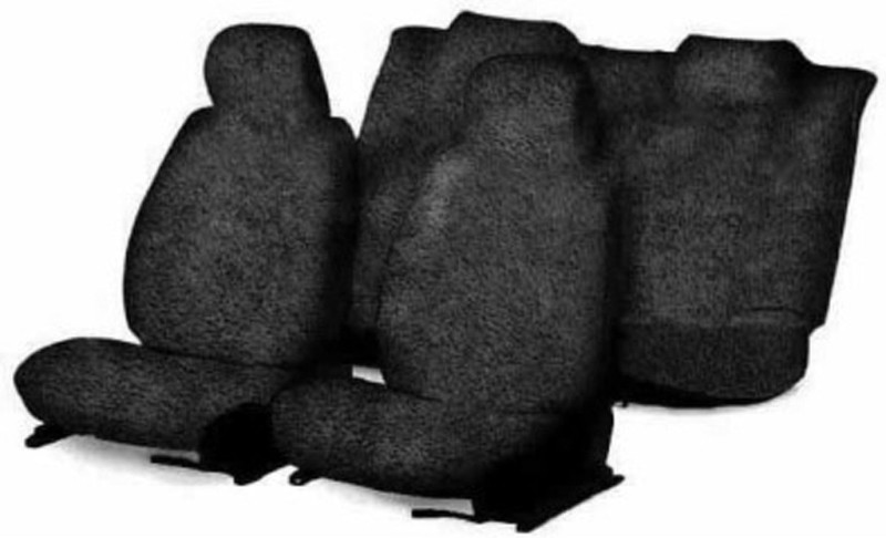 Allure Auto Cotton Car Seat Cover For Renault Kwid(Mono Back Seat, 5 Seater)