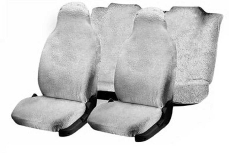 Allure Auto Cotton Car Seat Cover For Honda Amaze(Mono Back Seat, 5 Seater)