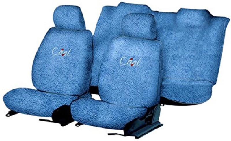 JMJW & SONS Cotton Car Seat Cover For Volkswagen Polo(4 Seater)