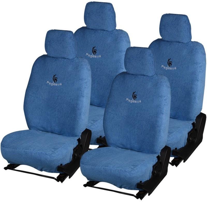 Pegasus Premium Cotton Car Seat Cover For Hyundai Tucson(Detachable Head Rest, Mono Back Seat, Without Back Seat Arm Rest, 5 Seater, 2 Back Seat Head Rests)