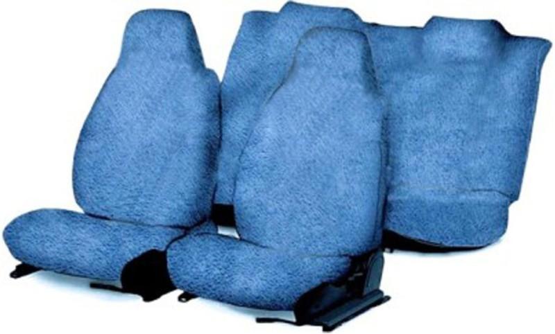 Allure Auto Cotton Car Seat Cover For Honda Brio(Mono Back Seat, 5 Seater)