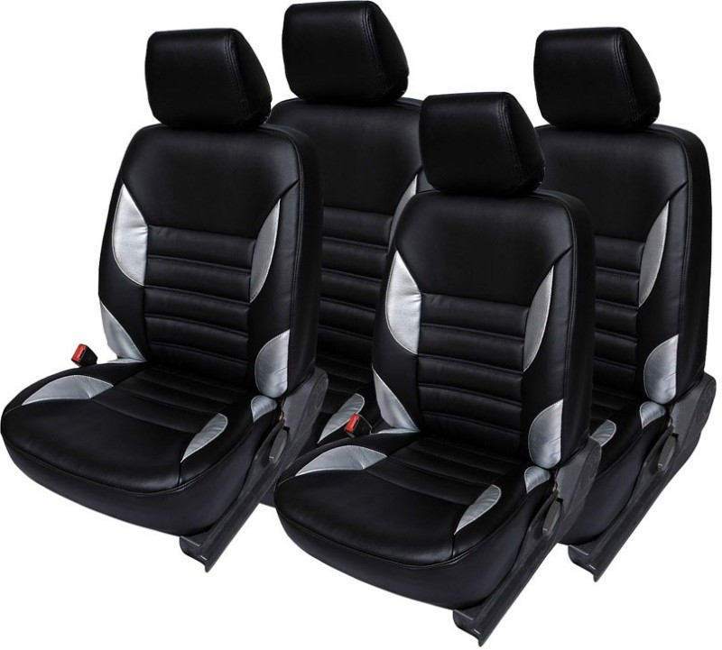 Hi Art Leatherette Car Seat Cover For Tata Zest(4 Seater, 2 Back Seat Head Rests)