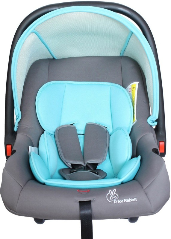 R for Rabbit Picaboo Baby Car Seats Car Seat(Blue, Grey)