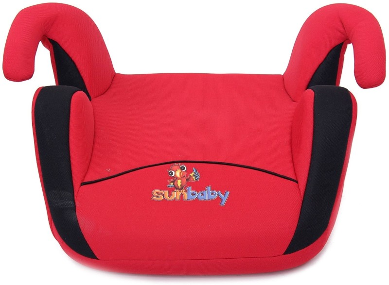 Sunbaby Booster Booster Seat(Red)