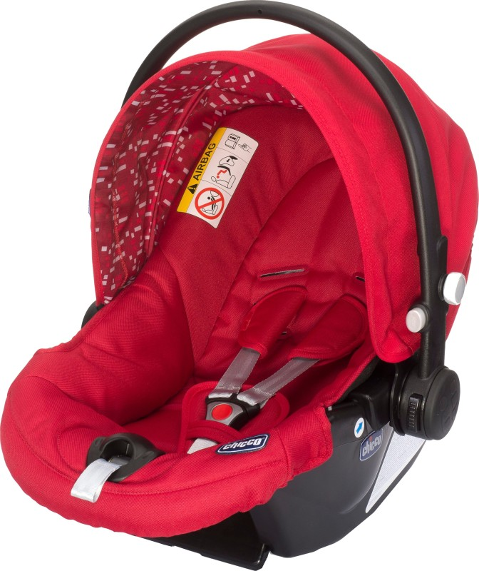 Chicco Synthesis Xt-plus Baby Car Seat Rearward Facing Car Seat(Red)