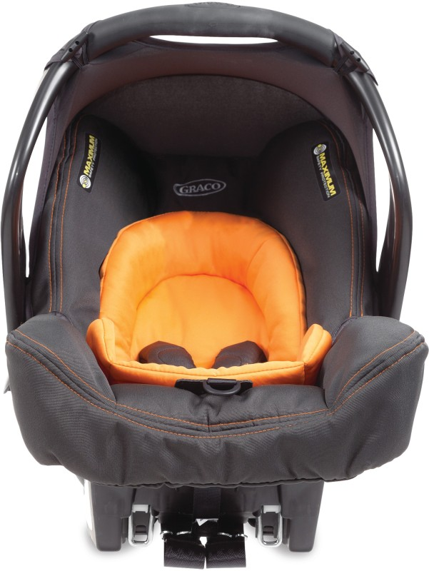 Graco Evo Snugsafe Car Seat - Storm Baby Car Seats Car Seat(Orange)