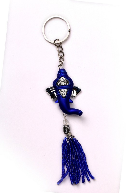 JDK Ganesha With Great Design Key Chain(Multicolor)