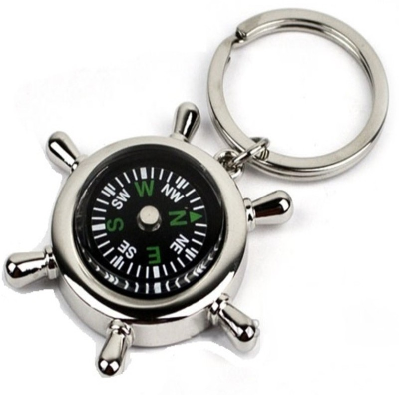 Everything Imported COMP_KC Locking Key Chain(Silver)