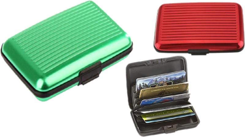 alexus-6-card-holderset-of-2-red-green
