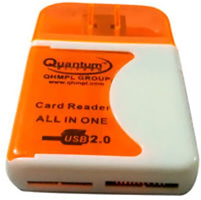 QHMPL qhm5088 Card Reader(Orange)