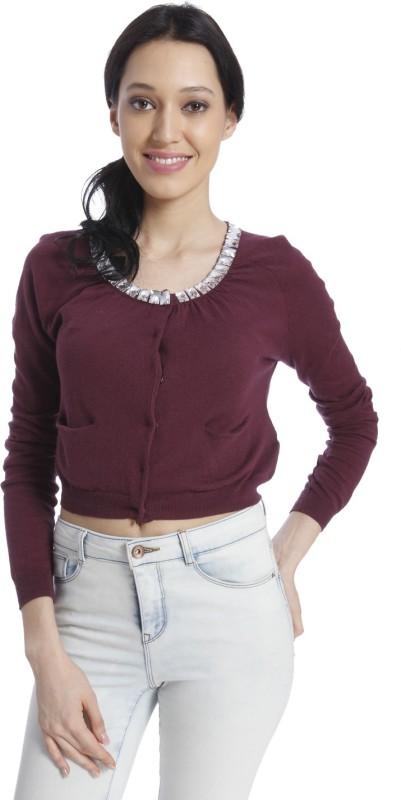 Vero Moda Womens Button Cardigan
