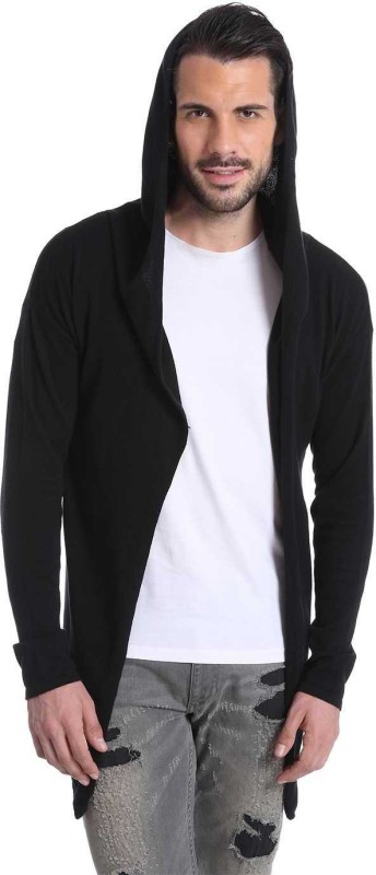 Jack & Jones Mens No Closure Cardigan