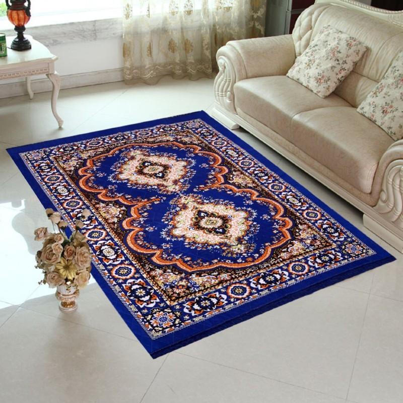 KI Multicolor Jute Carpet(150 cm X 200 cm)