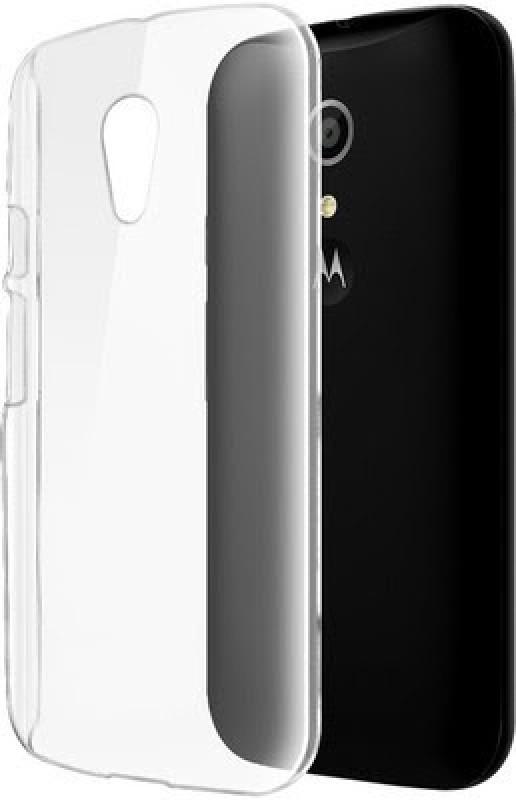 Vava Back Cover for Motorola Moto G (2nd Generation)(Transparent)