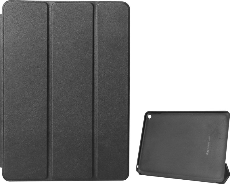 DMG Book Cover for Apple iPad Air 2(Black, Artificial Leather)