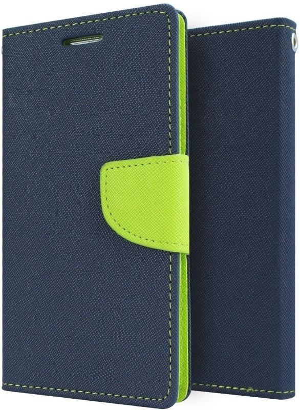 Spicesun Flip Cover for Nokia Lumia 530(Green, Blue)