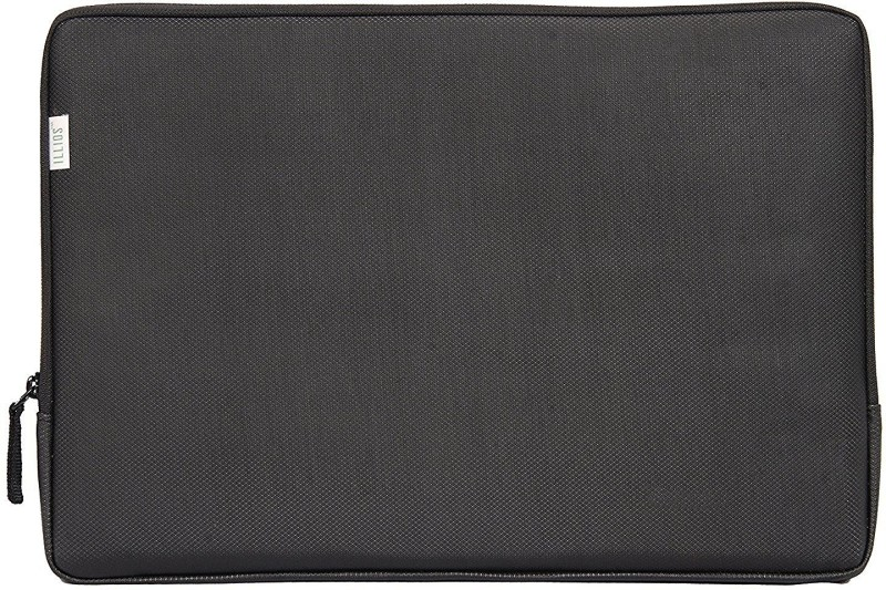 Illios Pouch for Dell Inspiron-11 3162 3162P4500iBL(Black, Artificial Leather)