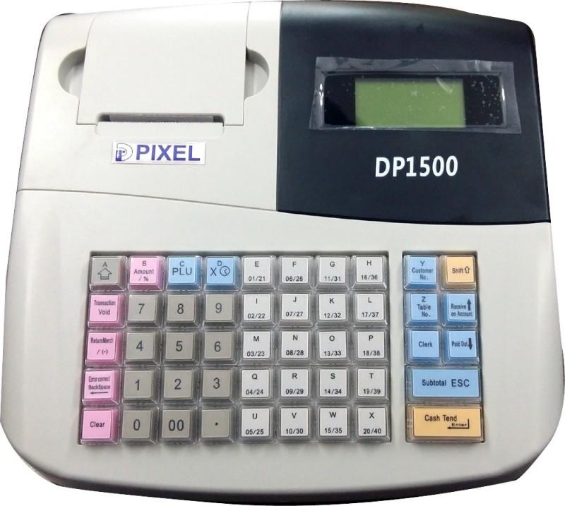 PIXEL DP1500ECR Table Top Cash Register(LCD Screen)