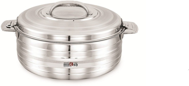 Moksh 2500ml Deluxe Serve Casserole(2500 ml)