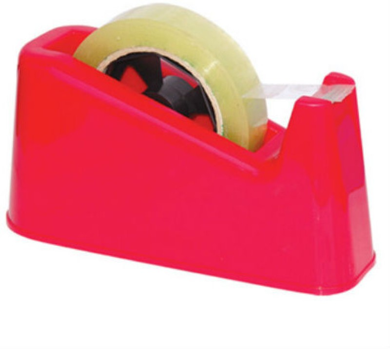 Tango Star Cutter .5'' to 1'' Handheld Tape Dispensers (Manual)(Set of 1, Red)