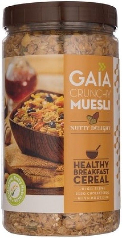GAIA Nutty Delight Muesli(1000 g, Box)