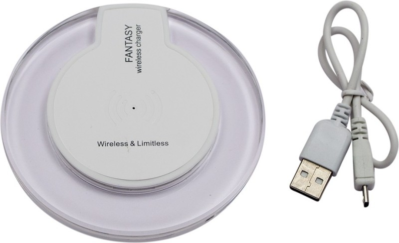 Speed Qi Standard Wireless Mobile Charging Pad
