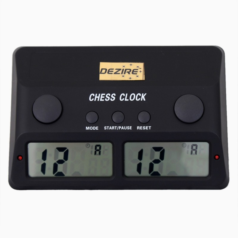 Dezire LCD Digital Chess Clock