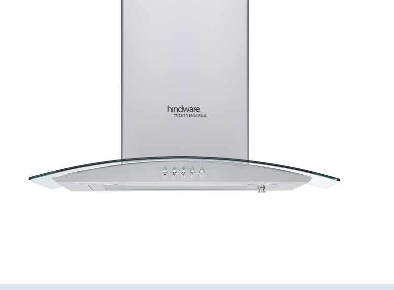 Hindware Sabina SS 60 Wall Mounted Chimney(Inox 1100)