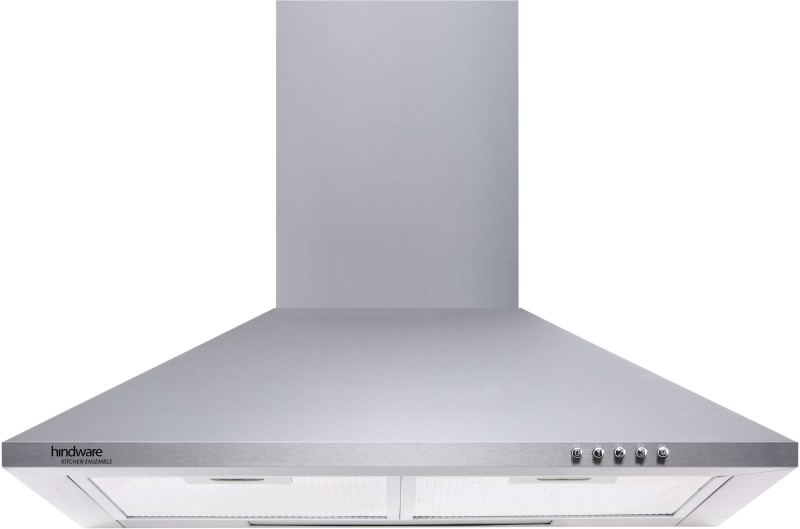 Hindware Clarrisa 60 SS Wall Mounted Chimney(Inox 700)