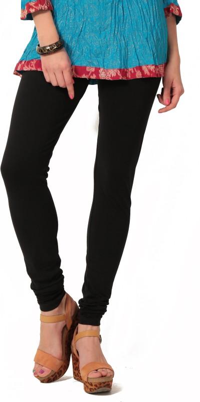 Colors & Blends Legging(Black, Solid)