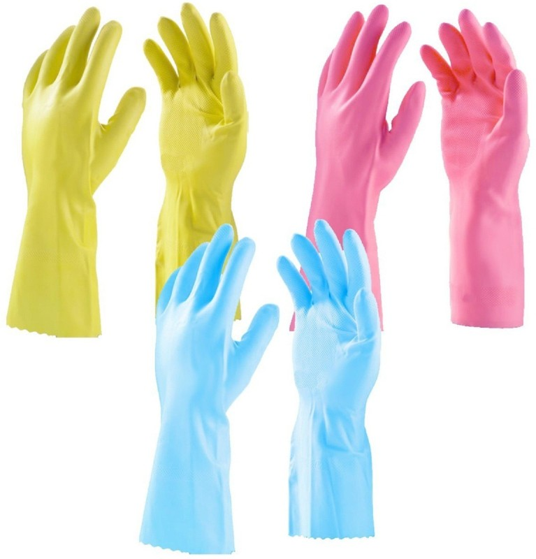 Danny Wet and Dry Glove Set(Large Pack of 6)