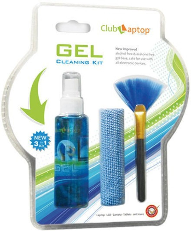 Clublaptop Toshiba Cleaning Kit for Computers, Laptops