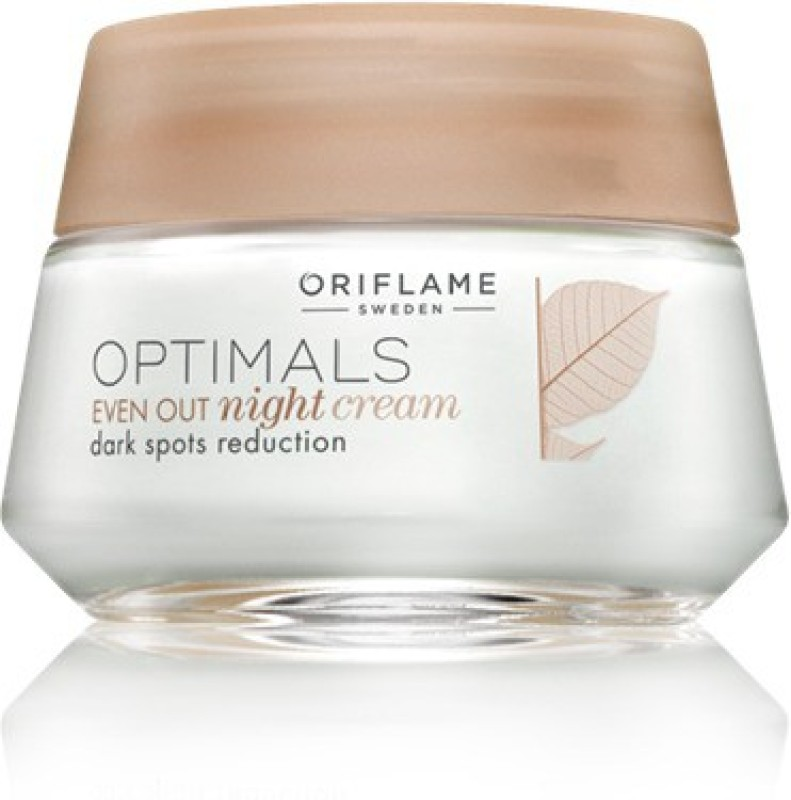 Oriflame Sweden Optimals Even Out Night Cream(50 ml)
