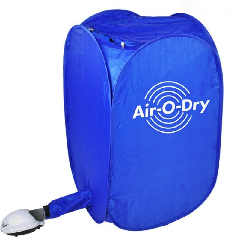 IBS AIR O DRY ELECTRIC PORTABLE INSTANT DRYING SYSTEM STEAM OUTDOOR LAUNDRY BAG Nylon Floor Cloth Dryer Stand(Blue) AIR O DRY ELECTRIC PORTABLE INSTANT DRYING SYSTEM STEAM OUTDOOR LAUNDRY BAG