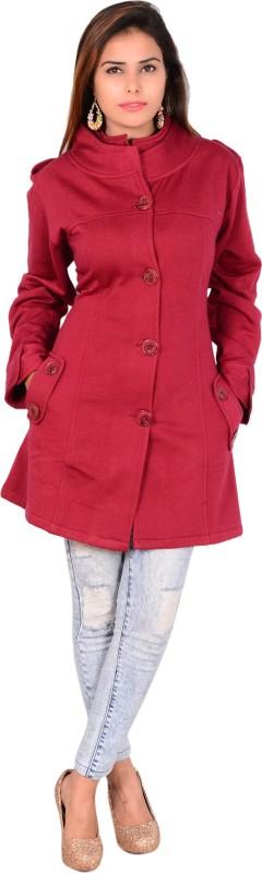 Sweekash FLEECE, WOOLEN BLEND Solid Coat