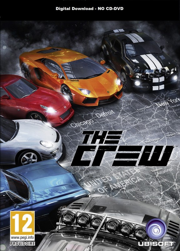 The Crew(Code in the Box - for PC)