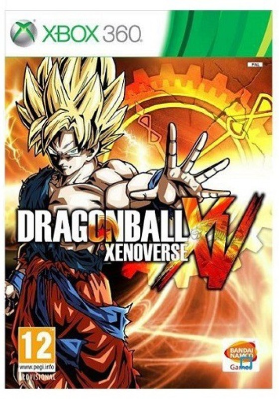 dragonball Xbox 360 Edition(Code in the Box - for Xbox 360)