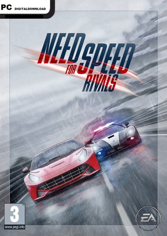 Need for Speed Rivals(Code in the Box - for PC)